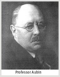 Professor Aubin