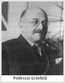 Professor Grünfeld