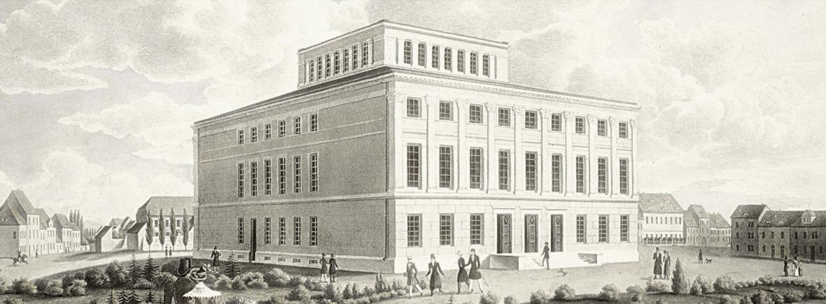 IWE GK Geschichte, Universität historisch